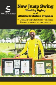 Donald Thomas - New Jump Swing Healthy Aging and Athletic Nutrition Program